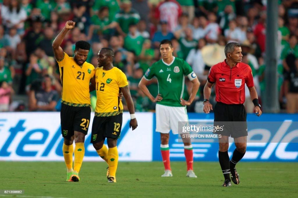 Mexico v Jamaica: Semifinal - 2017 CONCACAF Gold Cup