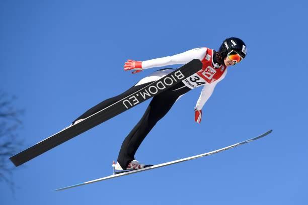 AUT: FIS Ski Jumping Women's World Cup Hinzenbach