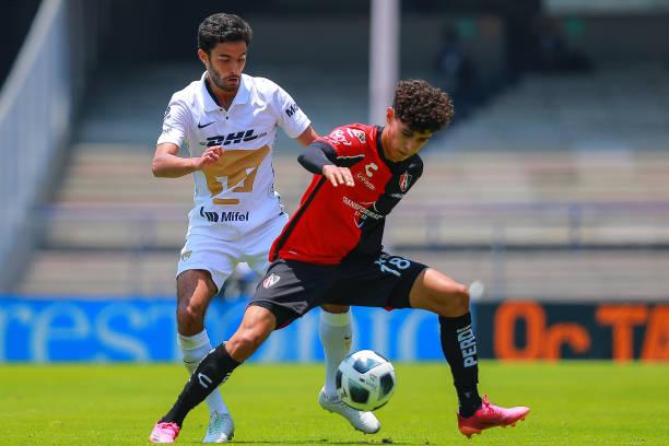 MEX: Pumas UNAM v Atlas - Torneo Grita Mexico A21 Liga MX
