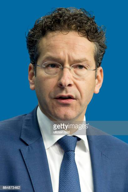 Jeroen Dijsselbloem * Dutch politician of the Labour Party Minister of Finance of the Netherlands and Chairman of the Eurogroup since 2013 Caution...