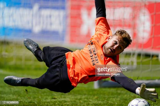 Jeroen Zoet of PSV during the Training PSV at the PSV Campus De Herdgang on May 29 2020 in Eindhoven Netherlands