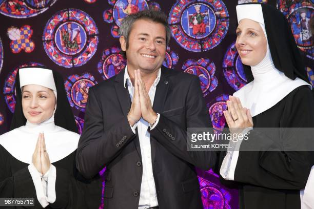 Jerome Anthony attends 'Sister Act The Musical' Gala Premiere at Theatre Mogador on September 20 2012 in Paris France