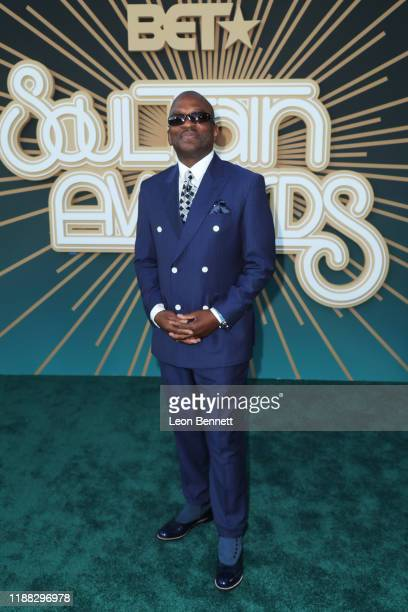 Jerome Benton attends the 2019 Soul Train Awards presented by BET at the Orleans Arena on November 17, 2019 in Las Vegas, Nevada.