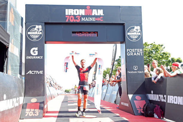ME: IRONMAN 70.3 - Maine