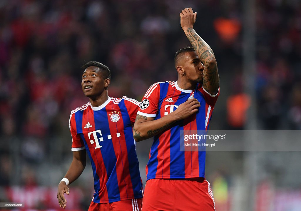 FC Bayern Muenchen v FC Shakhtar Donetsk - UEFA Champions League Round of 16 : News Photo