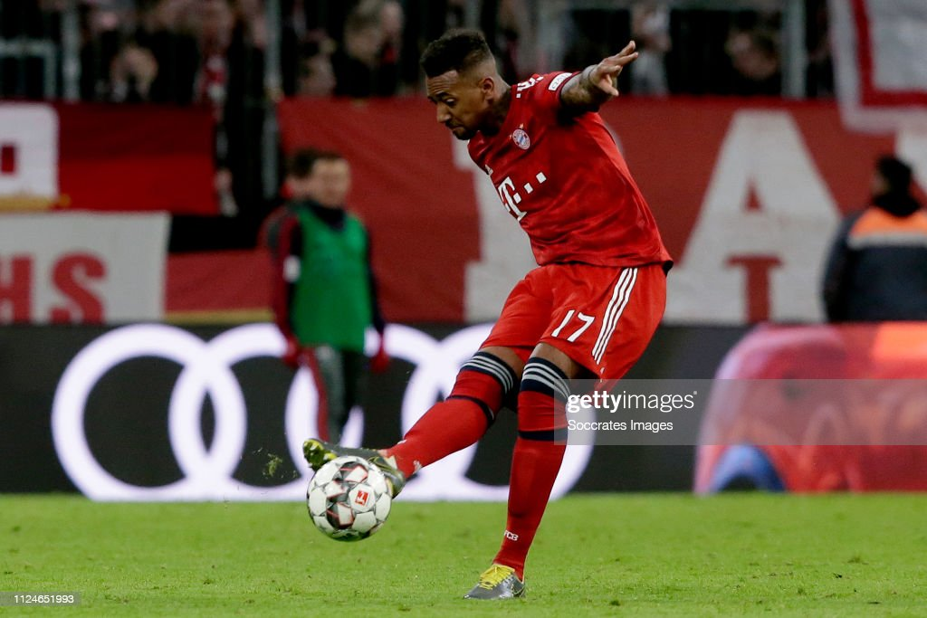 Bayern Munchen v Schalke 04 - German Bundesliga : News Photo