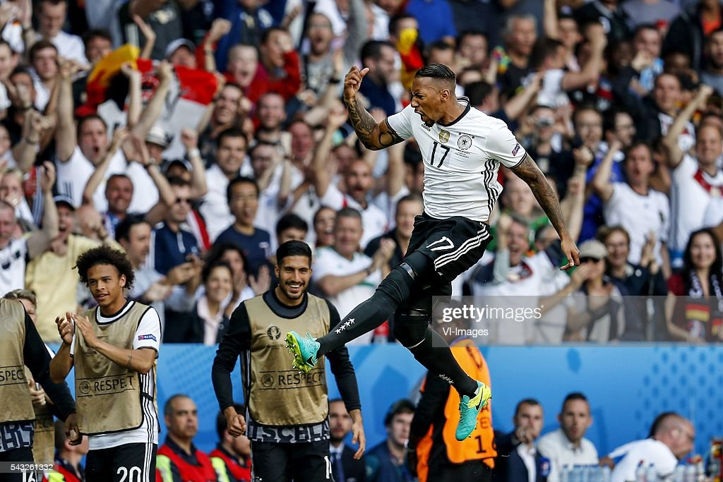 UEFA Euro 2016 round of 16 - 'Germany v Slovakia' : News Photo