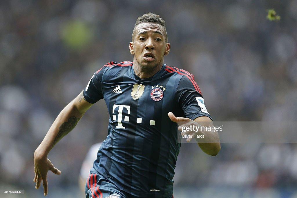 Hamburger SV v FC Bayern Muenchen - Bundesliga : News Photo