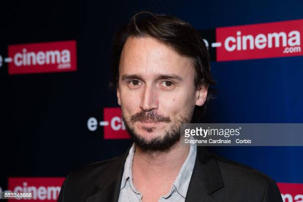 Jerome Bonnell attends 'ecinemacom' Launch Party at Restaurant L'Ile on November 30 2017 in IssylesMoulineaux France
