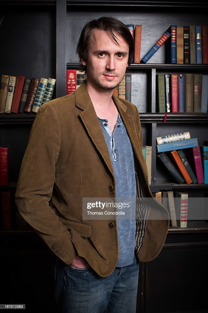 Jerome Bonnell attends the BaByliss PRO Arts & Cinema Studio Press-Day on April 19, 2013 in New York City.