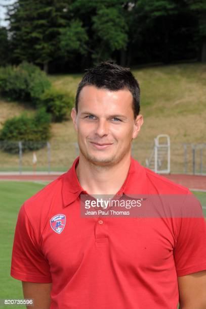Jerome CELLIER - - Saint Etienne / Clermont - Match amical - Le Puy En Velay,