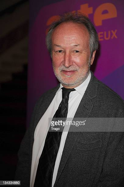 Jerome Clement attends 'Noi Credevamo' Premiere at Theatre du Chatelet on February 27 2011 in Paris France