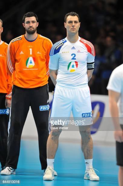 Jerome FERNANDEZ - - France / Serbie - Match amical a Lievin-, Photo : Dave Winter / Icon Sport,