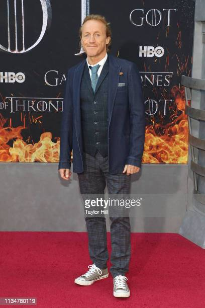 Jerome Flynn attends the Season 8 premiere of Game of Thrones at Radio City Music Hall on April 3 2019 in New York City