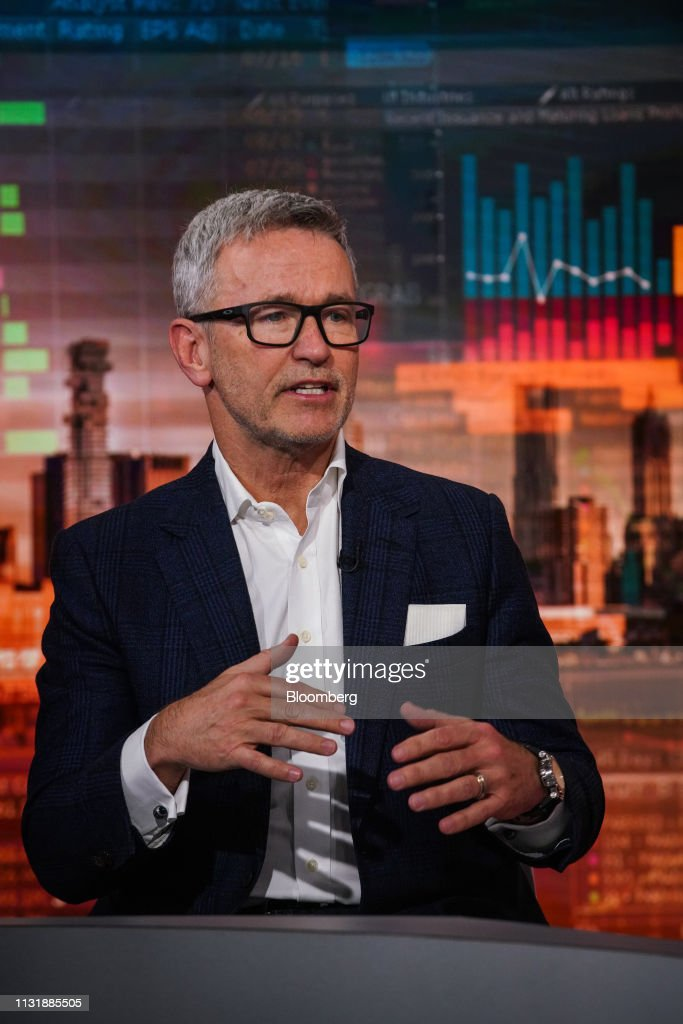 NY: Lands' End Inc. CEO Jerome Griffith Interview