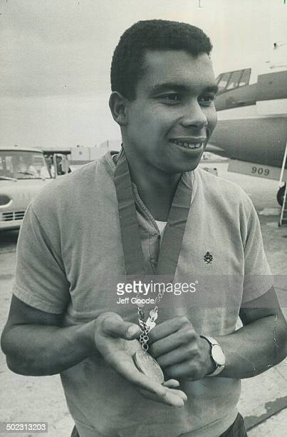 Jerome In 1966 sprint star Harry Jerome looked like this at the top of his form Today he is being treated for a neurological ailment