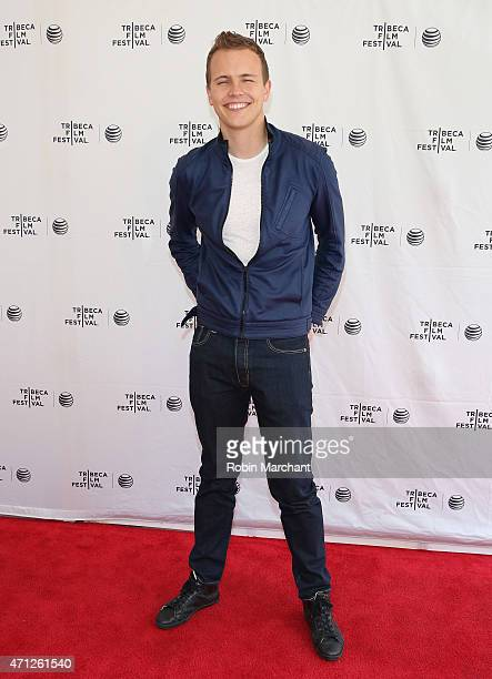 Jerome Jarre attends Tribeca Talks After The MovieLes Bosquets during the 2015 Tribeca Film Festival at SVA Theater on April 26 2015 in New York City