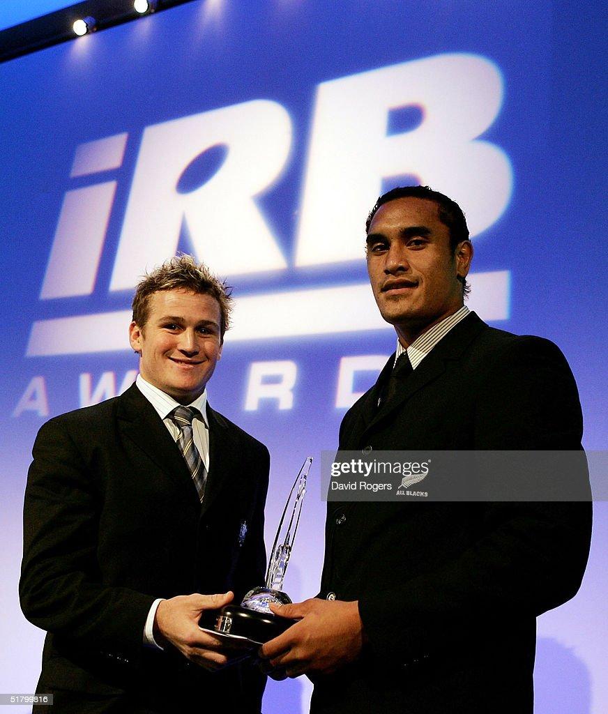 IRB Awards : News Photo