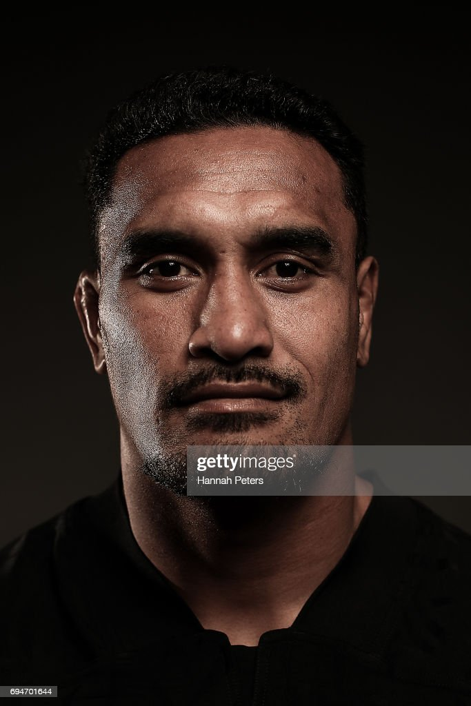 New Zealand All Blacks Headshots Session