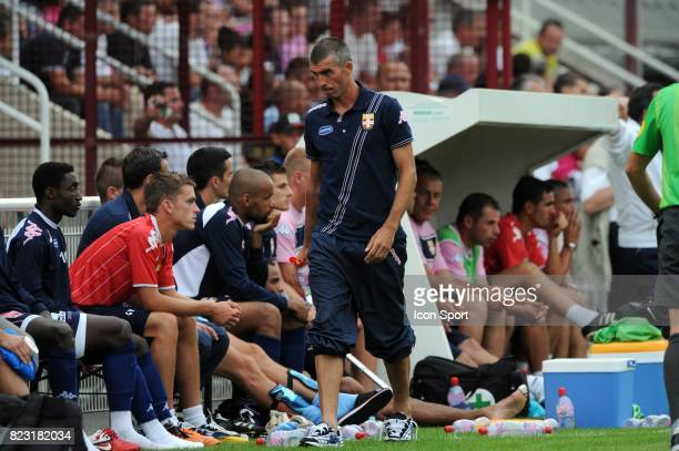 Jerome LEROY - - Evian Thonon / Bastia - Match de preparation -Sallanches,