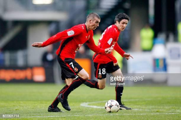 Jerome LEROY / Fabien LEMOINE Rennes / Bordeaux 33e journee Ligue 1