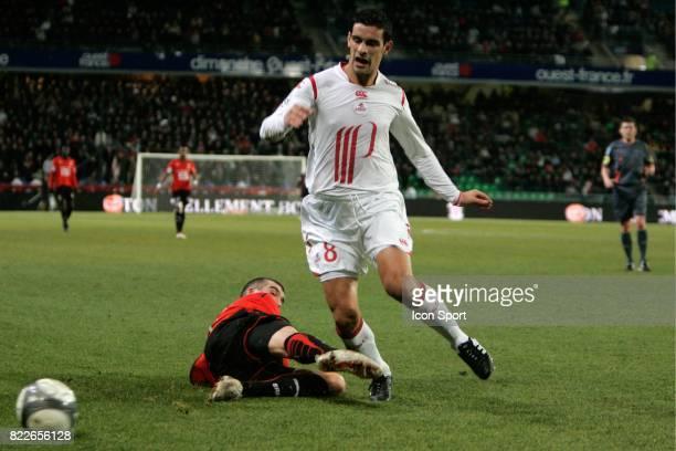 Jerome LEROY / Ricardo COSTA - - Rennes / Lille - 25e journee de Ligue1,