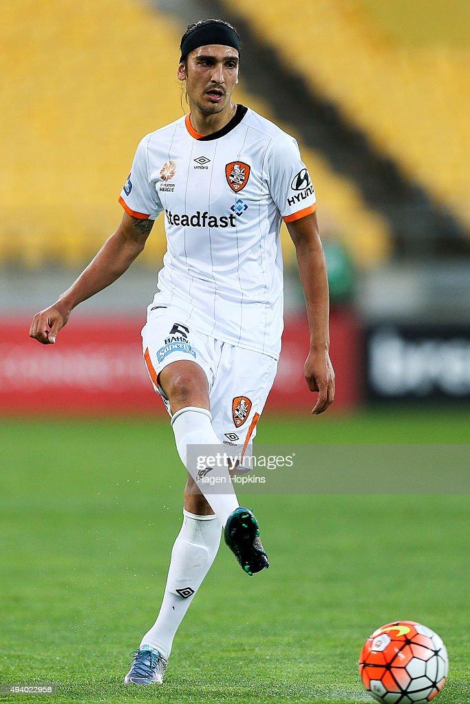 A-League Rd 3 - Wellington v Brisbane