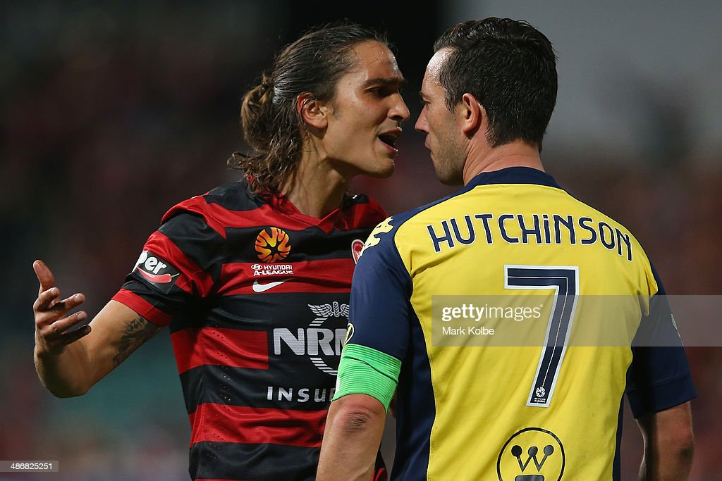 A-League Semi Final - Western Sydney v Central Coast