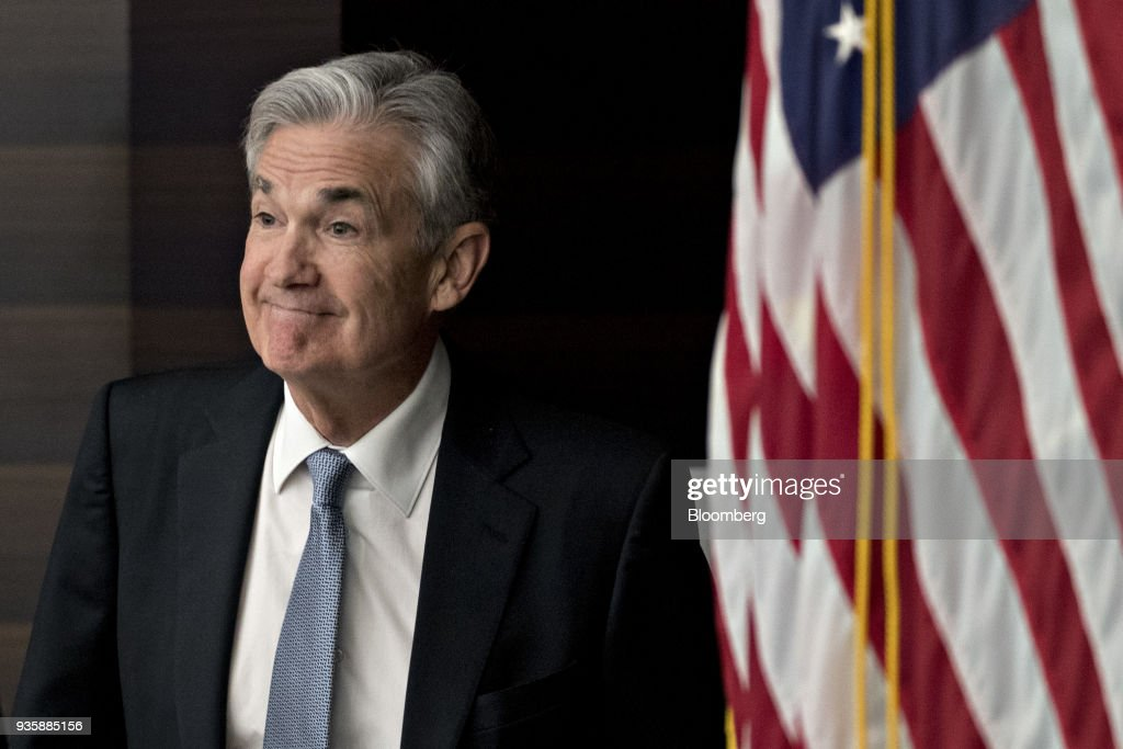 Federal Reserve Chairman Jerome Powell Holds News Conference Following FOMC Rate Decision