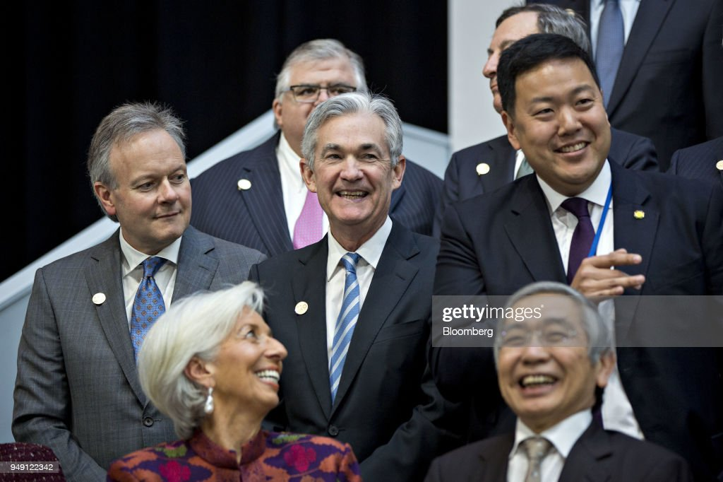 Spring Meetings Of The International Monetary Fund And World Bank