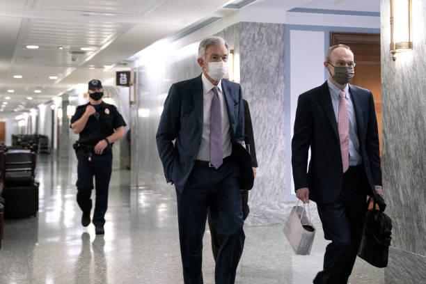 DC: Powell And Mnuchin Testify Before Senate Banking Committee