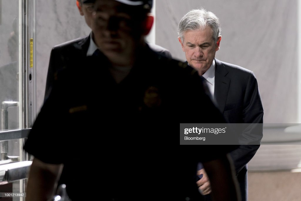 Fed Reserve Chairman Jerome Powell Testifies Before House Financial Services Committee