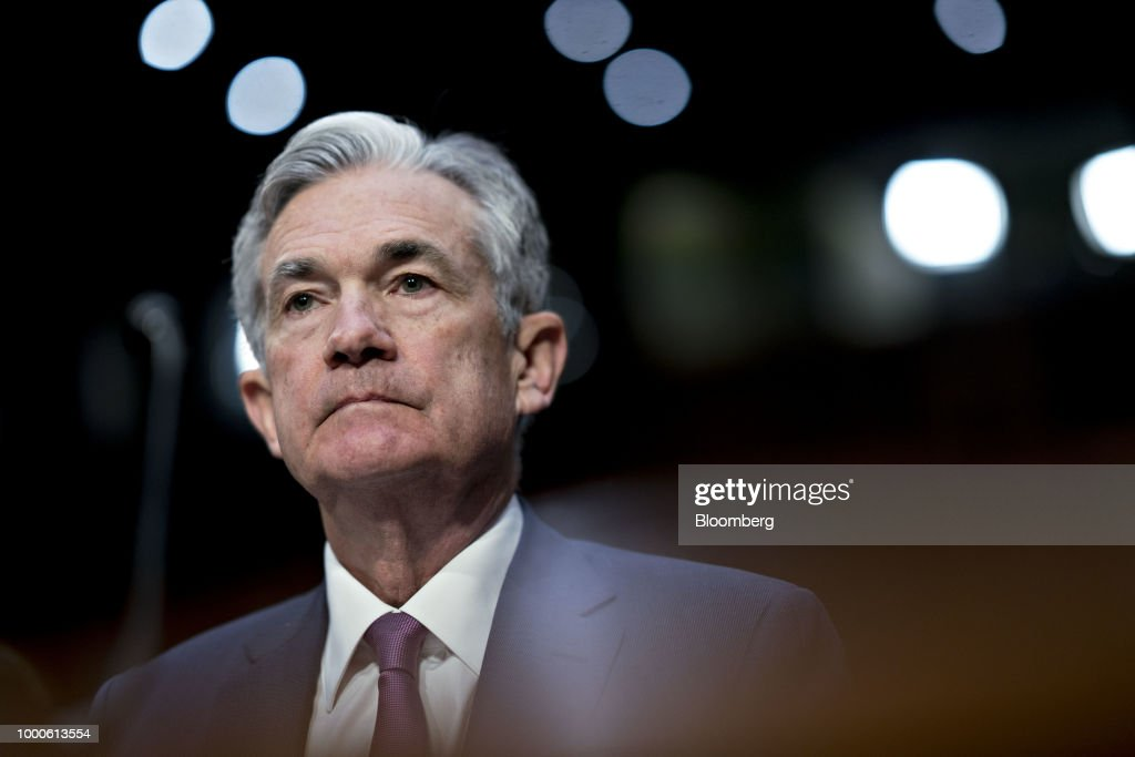 Federal Reserve Chair Jerome Powell Testifies Before Senate Banking Committee
