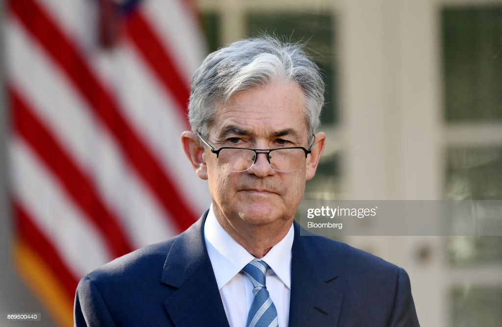 President Trump Announces Nominee For Federal Reserve Chair Of The Board Of Governors