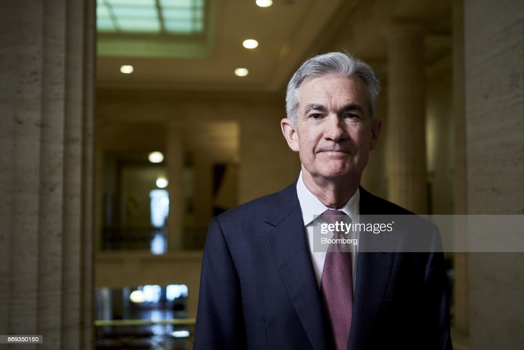 Jerome Powell Trump's Nominee For Fed Chairman