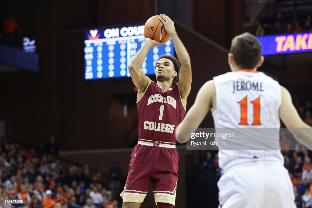 Boston College v Virginia