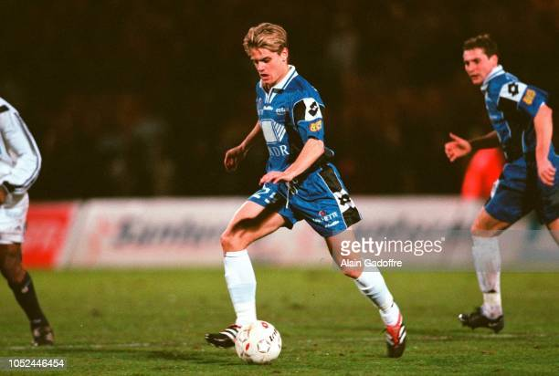 Jerome ROTHEN during the Division 1 match between Troyes and Bordeaux on december 2 2000 in Troyes France