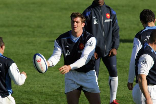 Image result for Jérôme Thion rugby