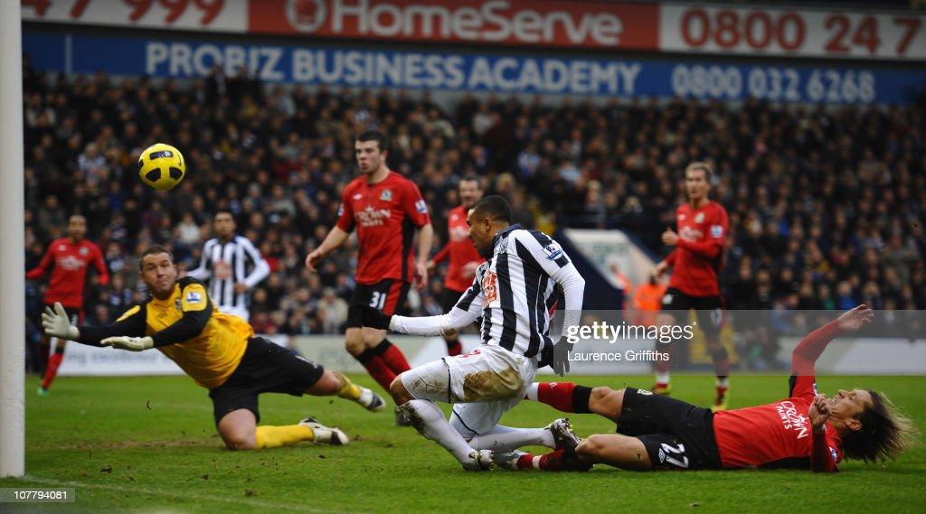 West Bromwich Albion v Blackburn Rovers - Premier League
