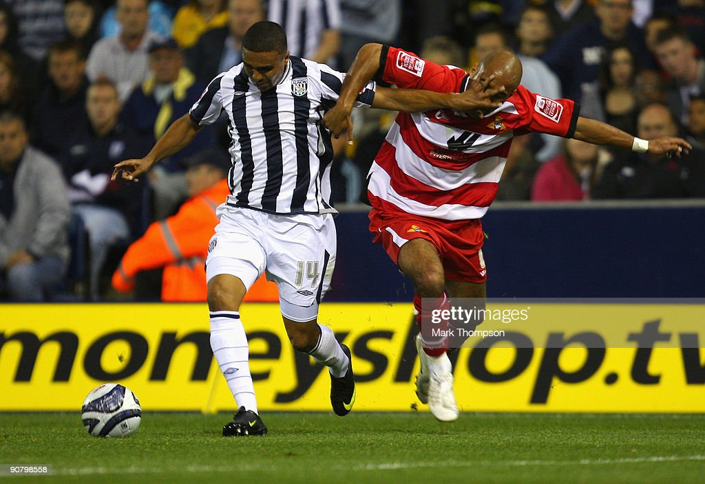 West Bromwich Albion v Doncaster Rovers
