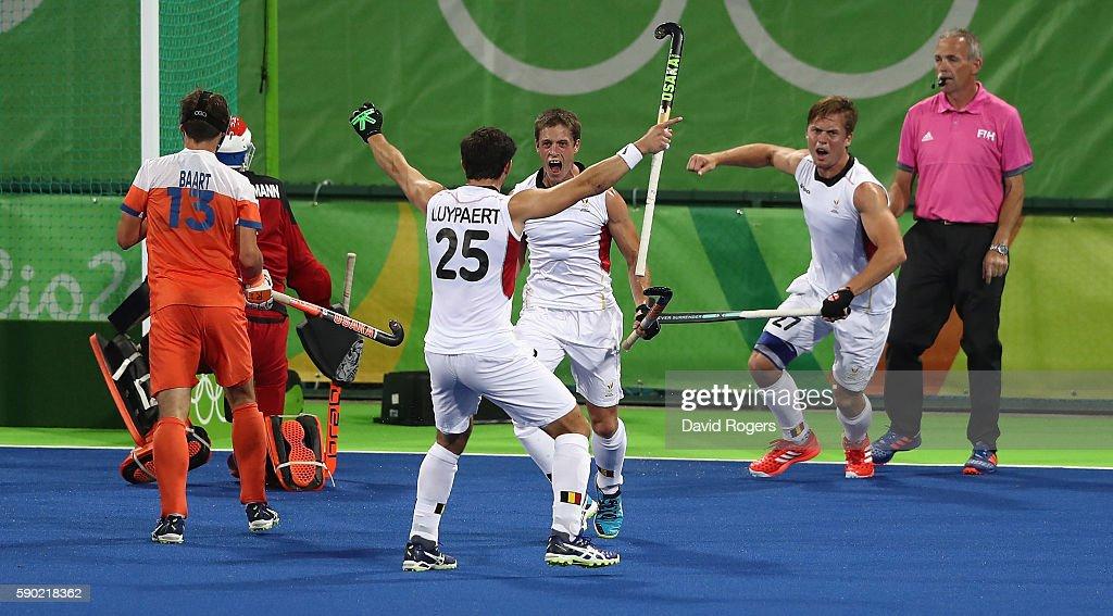 Hockey - Olympics: Day 11 : News Photo