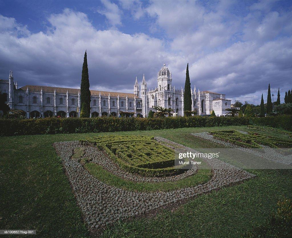 Jeronimos Monastery (Mosteiro dos Jeronimos) : Foto stock