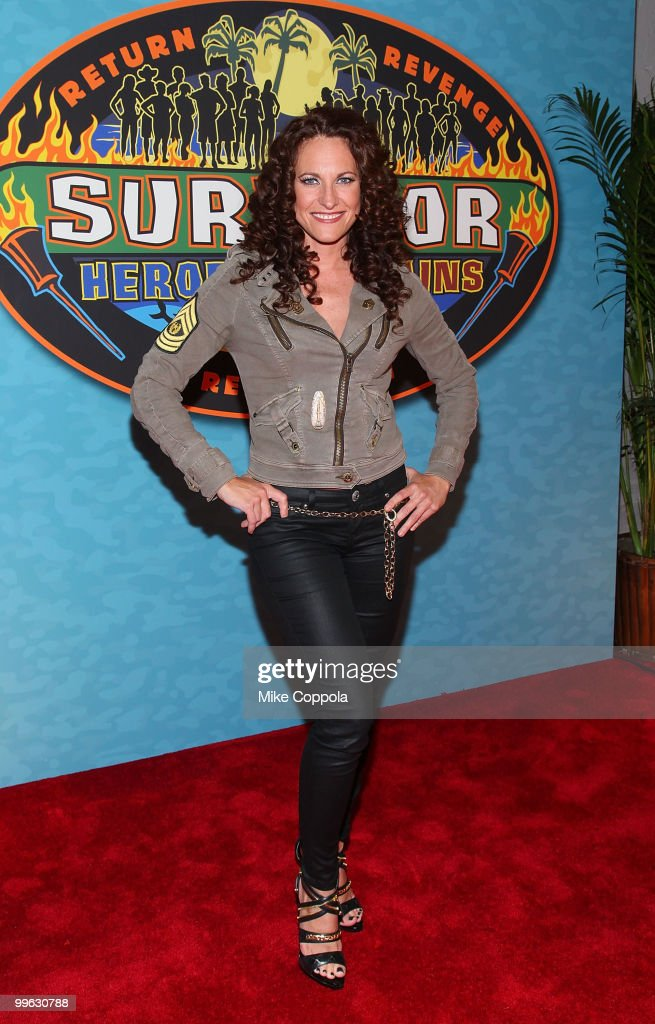 Jerri Manthey Attends The Survivor Heroes Vs Villains Finale Reunion Show