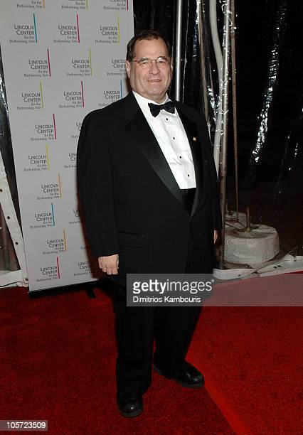 Jerrold Nadler during Lincoln Center for the Performing Arts 2005 Spring Gala at Damrosch Park Lincoln Center in New York City New York United States