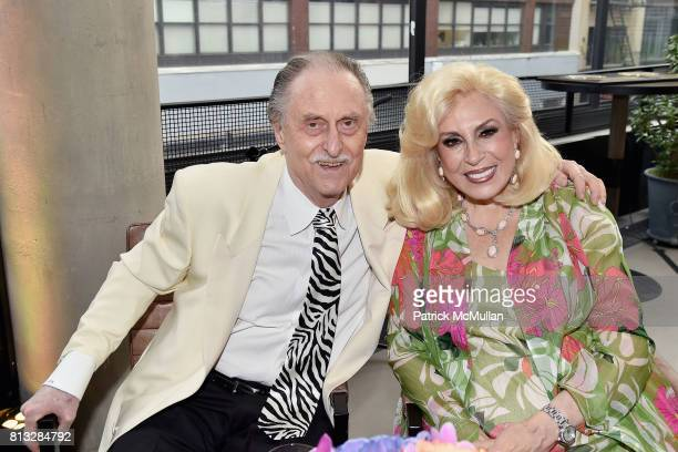 Jerry Bernheim and Harriette Rose Katz attend The Chosen Few's Third Anniversary Hosted by Harriette Rose Katz at Second on July 11 2017 in New York...