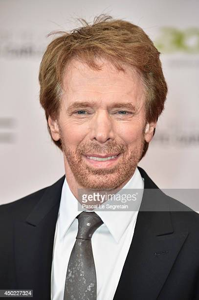 Jerry Bruckheimer arrives at the opening ceremony of the 54th Monte-Carlo Television Festival on June 7, 2014 in Monte-Carlo, Monaco.