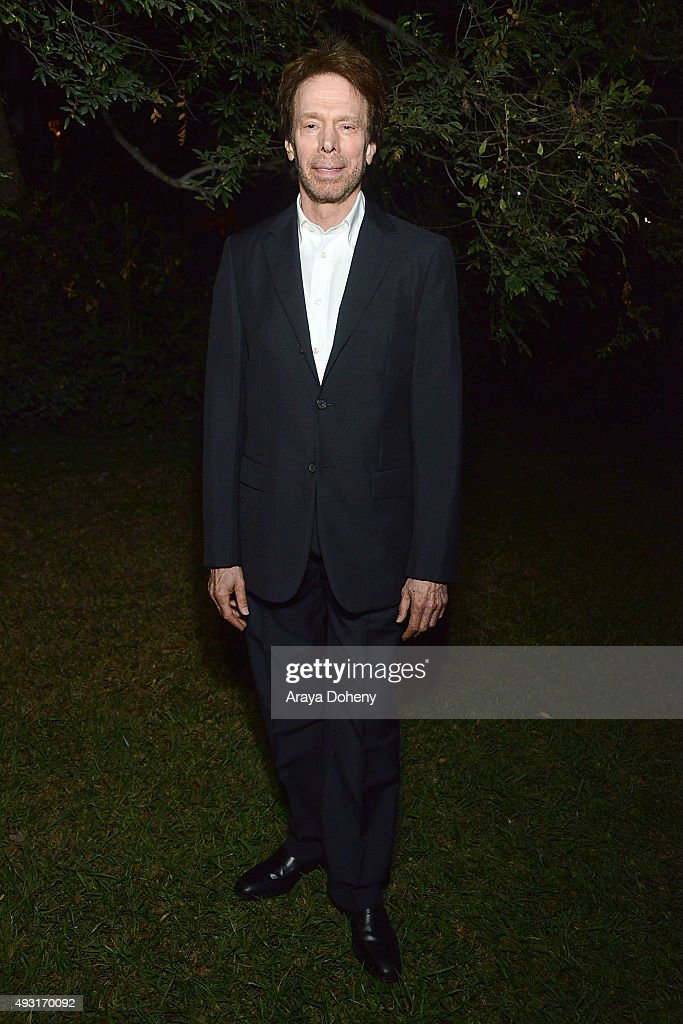 Jerry Bruckheimer attends A Night Of Old Hollywood Glamour at Waverly Mansion on October 17, 2015 in Beverly Hills, California.