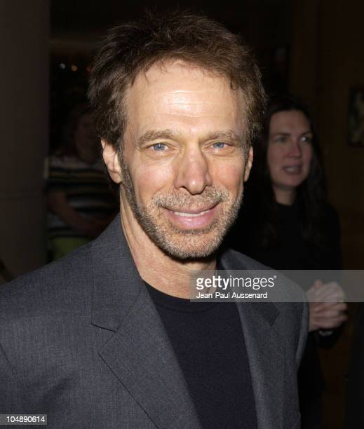 Jerry Bruckheimer during 40th Annual Publicists Awards Arrivals at Beverly Hilton Hotel in Beverly Hills California United States