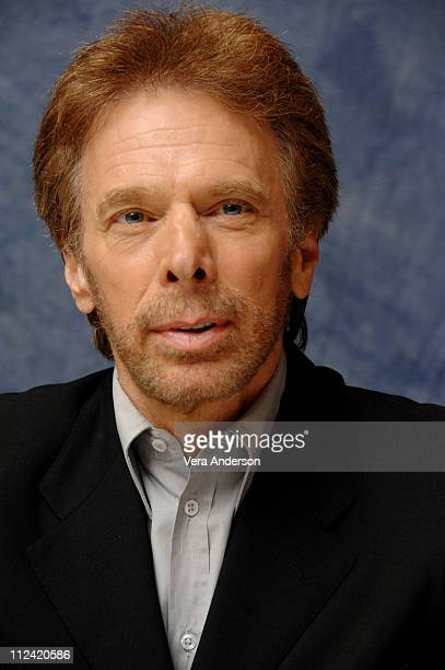 Jerry Bruckheimer during Pirates of the Caribbean At World's End Press Conference with Orlando Bloom Gore Verbinski Chow Yun Fat Geoffrey Rush Jerry...
