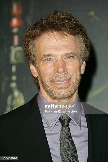 Jerry Bruckheimer during 'Pirates of The Caribbean Dead Man's Chest' Paris Premiere at Gaumont Marignan Theater in Paris France